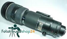 Nikon AF-S Nikkor 200-400mm 1:4 G ED VR Objektiv
