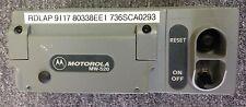 MOTOROLA NW-520 10GB HD MODEL F5205A WINDOW 2000 DATA RADIO COMPUTER TERMINAL