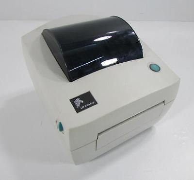 ZEBRA LP 2844 Thermodrucker USB LP2844 Etikettendrucker Thermodirekt Label