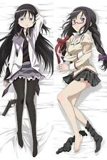 Anime Puella Magi Madoka Magica Homura Akemi Dakimakura Hugging Body Pillow Case