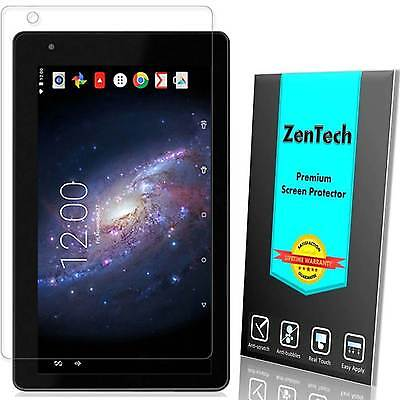 """RCT6773W42BF 2X ZenTech® Tempered Glass Screen Protector For RCA Voyager 7/"""""""