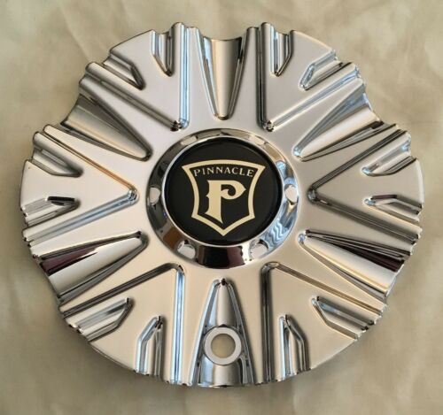 Pinnacle P66 Grotto Chrome Center Cap NEW Part # P66-PL-CAP LG1310-31
