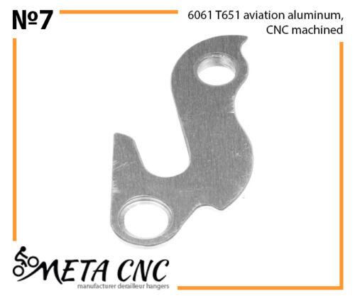 META CNC Derailleur hanger № 7 analogue PILO D21
