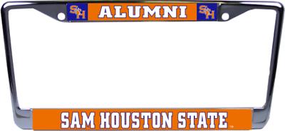 Sam Houston State University Bearkats Alumni Chrome