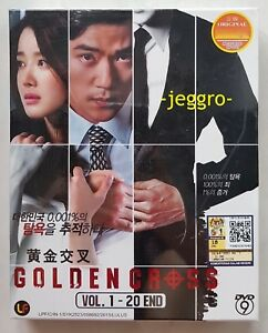 Korean-Drama-DVD-Golden-Cross-2014-GOOD-ENG-SUB-All-Region-FREE-SHIPPING