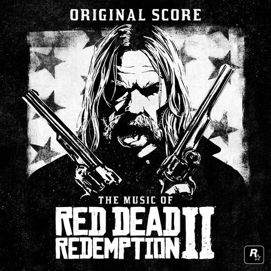 V/A The Music Of Red Dead Redemption II 2x LP NEW VINYL ...