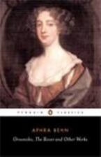 Oroonoko, The Rover, and Other Works (Penguin Classics)