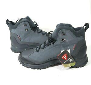 de19634f804 Details about Men's Adidas Terrex Heron Mid CW CP Winter Shoe Grey AC7842  Size 10.5