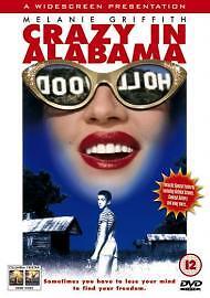 1 of 1 - Crazy In Alabama (DVD, 2003)