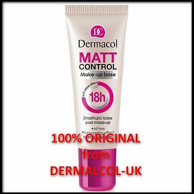 DERMACOL MATT CONTROL MAKE-UP BASE 18H