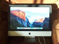 Apple Imac A1311 21 5 Desktop Mc509ll A July 2010 Ebay