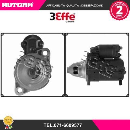 MARCA 3 EFFE - RIGENERATO STR261126 Motorino d/'avviamento Suzuki