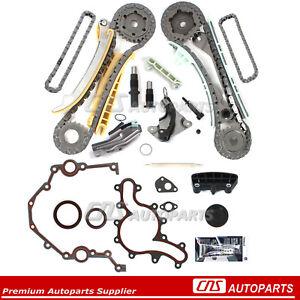Fits 97-11 Ford Mazda Mercury 4.0L SOHC V6 12V Engine Timing Chain Kit w// Gears
