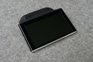 a8 monitor Org Entertainment display schermo LCD Audi 4h 4h0919607 SEAT REAR Tvwr5xvq