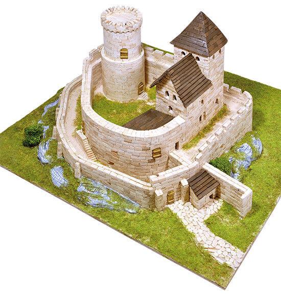 Bedzin Zamek Castle  Polle 3550 pcs 1 160 modello Kit AEDES ARS