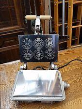commercial Catholic host Eucharist Christ baking mould machine maker for Mass #2