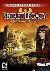 Secret Legacy: A Kate Brooks Adventure (PC, 2010)