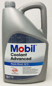 Refrigerante-Anticongelante-Mobil-Coolant-Advanced-Uso-D-36-C-5-L-Glysantin-G30