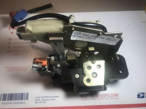 2003-08 HONDA PILOT REAR LIFT GATE LOCK LATCH ACTUATOR  OEM