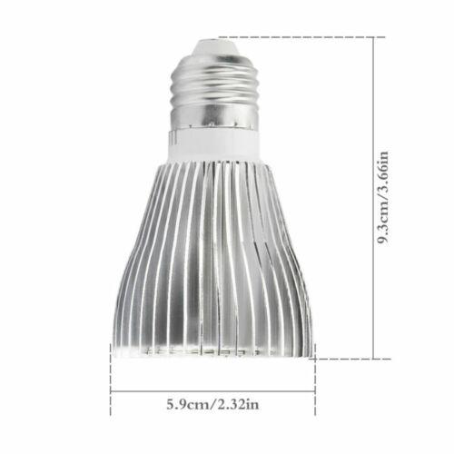 30W//50W//80W E27 LED Pflanzenlicht Pflanzenlampe Grow Light Leuchte Vollspektrum