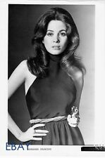 Barbara Parkins busty w/gun VINTAGE Photo