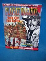 Playset Magazine #75 Battle of the Little Big Horn+Erie Beauties