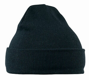 U-S-CLASSIC-BEANIE-HAT-BLACK-OR-NAVY-BLUE-BEANY-CAP