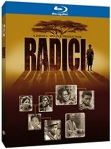 Radici-La-Serie-Originale-Completa-3-Blu-Ray-ITALIANO-ORIGINALE-SIGILLATO
