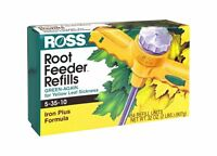 Ross Green Again/iron Formula Root Feeder Refills 54-pack 14840 , New, Free Ship on sale