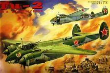 TUPOLEV Tu 2 S - WW II SOVIET BOMBER 1/72 ICM