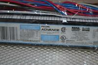 One Philips Advance Ballast Icn-2p32-n.