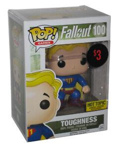 Fallout-Toughness-Vault-Boy-Pop-Funko-Video-Games-Vinile-Figure-100-Hot