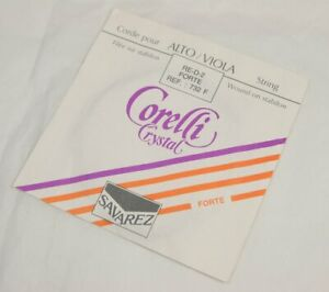 Alerte Corelli Alliance Savarez Viola String Re D 2 Forte 732 F Savarez Stabilon-afficher Le Titre D'origine