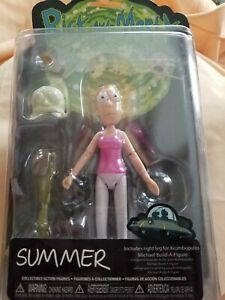 NEW-Summer-Rick-amp-Morty-Leg-Action-Figure-COLLECTIBLE-Toy-Doll-Free-Ship