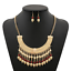 Bohemia-Women-Choker-Chunky-Statement-Bib-Alloy-Charm-Pendant-Necklace-Jewelry thumbnail 78