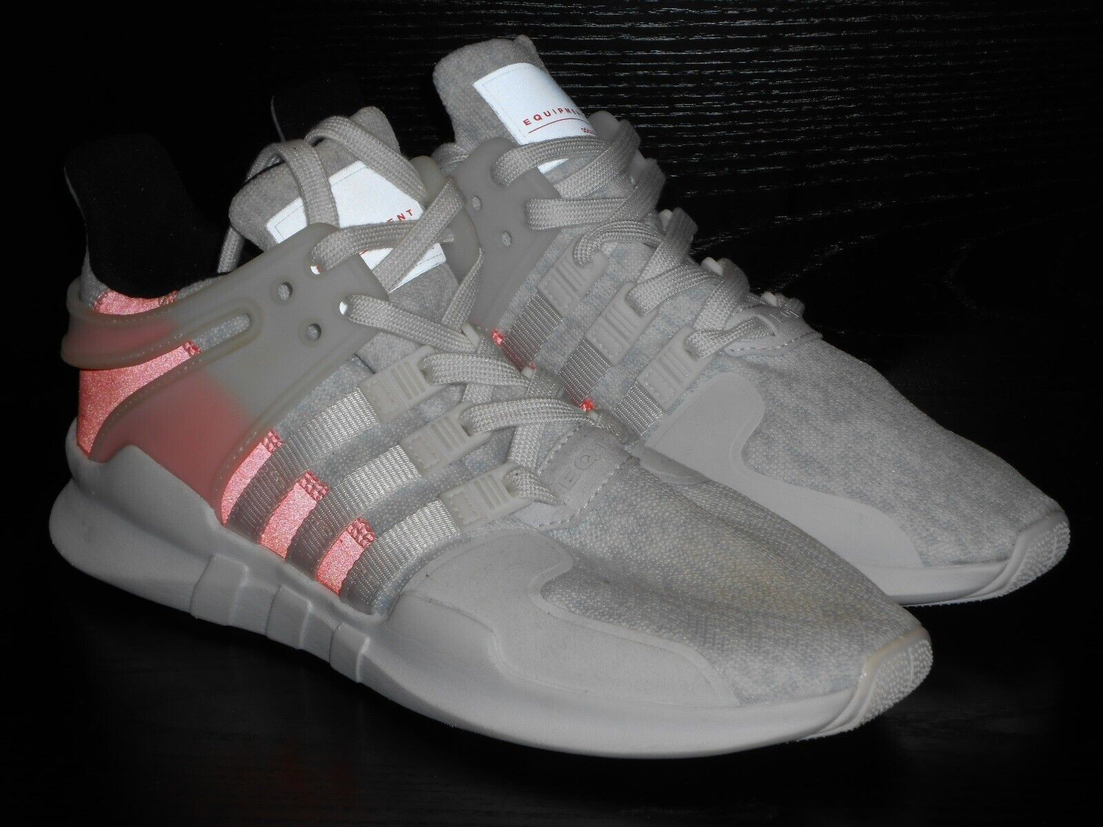 Adidas EQT Support ADV Mens Trainer shoes UK Size 8 White