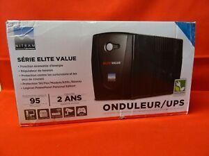 Onduleur 600 VA ELITE VALUE GREEN PROTECT AVEC AVR