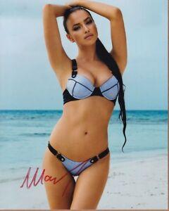 Bikini Shayk Signed Sexy Irina Photo Hologram W CoaEbay u1clFTKJ3