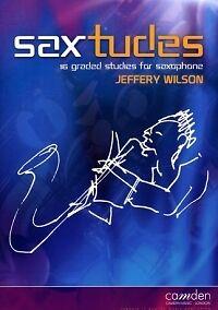 Saxtudes Wilson 16 Classés Studies-afficher Le Titre D'origine