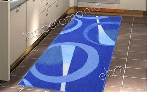 Tappeti Per Bambini Lavabili In Lavatrice : Tappeto cucina tappeto bagno azzurro antiscivolo lavabili in
