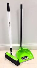 Pinto Broom Green Color With Anti Shock Protection And for