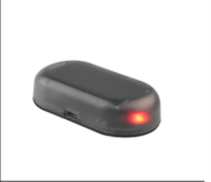 Flashing-Anti-Theft-Solar-Powered-Red-LED-Light