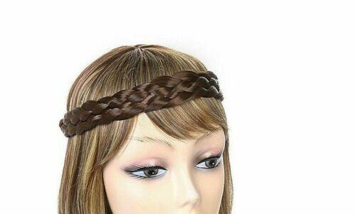 synthetic Hair Braid Five Strands Braided Hair Accessories Hair Headband