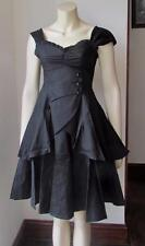 BlackButterfly 'ALVIRA' VINTAGE CLARITY 50'S DRESS size 8 new with tag #17