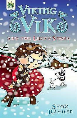 Rayner, Shoo, Viking Vik and the Lucky Stone, Very Good Book
