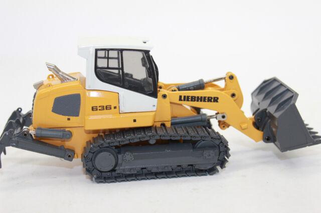 Conrad 2855 Liebherr Laderaupe LR 636  NEU in OVP  1:50