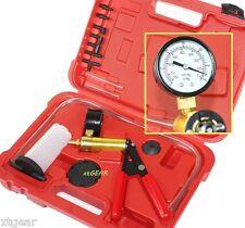 2 In 1 Brake Bleeder & Vacuum Pump Test Tuner Tool Kit New