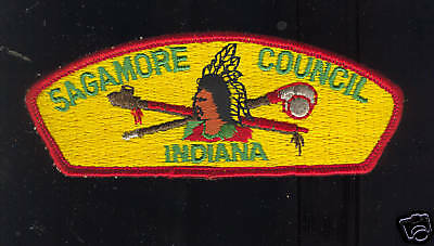 MINT CSP Sagamore Council Indiana  T-1