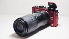 70-210mm = Lente 140-420mm en Panasonic Lumix G HD Micro Digital SLR G7 GH2 Pen G6