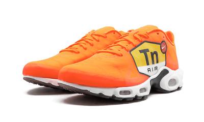 Nike Air Max Plus Big Logo Total Orange